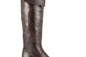Shoes , Awesome Leather Boots For Women Product Picture : Pretty brown cowboy boots for women