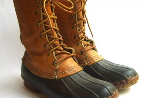 Shoes , Lovely  Ll Bean Duck Boots Product Lineup : Pretty  brown sporto duck boot Product Lineup