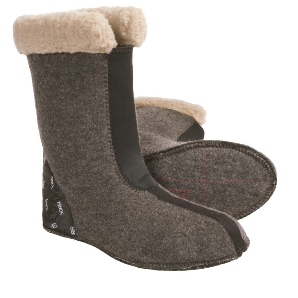 Charming Boot Liners Collection in Shoes