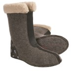 Pretty grey insulated boot liners Collection , Charming Boot Liners Collection In Shoes Category