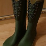 Pretty  rubber boots for women , Fabulous Cebo Rubber Boots product Image In Shoes Category