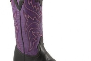 371x505px Charming Wide Calf Cowboy Boots For Women Photo Gallery Picture in Shoes