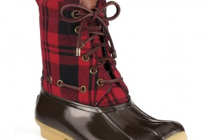 Shoes , 15  Wonderful Sperry Duck Boots Womens Photo Gallery : Red  duck boots mens Photo Gallery