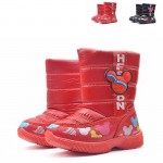 Red  short rain boots Collection , Gorgeous Mickey Mouse Rain Boots Product Lineup In Shoes Category