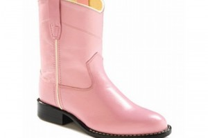 Shoes , Gorgeous Pink Cowboy Boots Picture Collection : Roper Pink Cowboy Boots Picture Collection