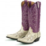 Search For Purple Cowboy Boots , Charming Purple Cowboy Boots Product Image In Shoes Category