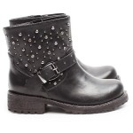 Studs And Strass Biker Boot  Image Collection , Breathtaking  Timberland Female Boots Photo Gallery In Shoes Category