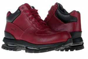 Shoes , Awesome  Acg Nike Boots Product Ideas : Stunning Red  nike acg boots 2014  Product Ideas