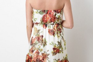 Shoes , Charming Wondrous Boot product Image : Stunning Wondrous Floral Dress
