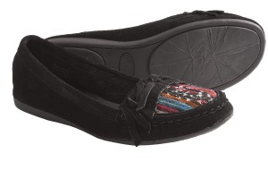 Shoes , Awesome Moccasins For Women product Image : Stunning  black clogs for women product Image