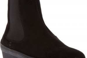 Shoes , Gorgeous Tods Boots Product Picture : Stunning  black flat boots Product Picture