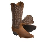 Stunning brown  custom cowboy boots , Charming Cowboy Boots Product Ideas In Shoes Category