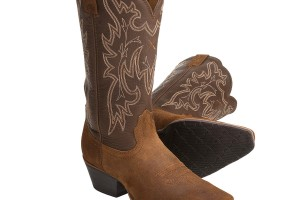 Shoes , Charming Cowboy Boots Product Ideas : Stunning brown  custom cowboy boots