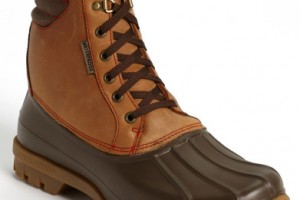 Shoes , Stunning Sperry Duck Boots Image Gallery : Stunning brown  dr marten boots Image Gallery