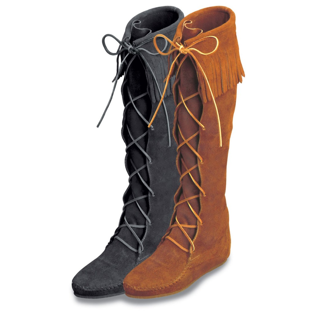 Wonderful Moccasin Boots Product Ideas in Shoes