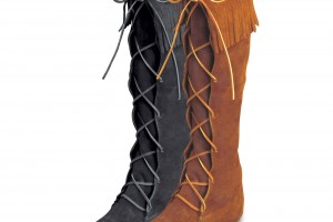 Shoes , Wonderful Moccasin BootsProduct Ideas : Stunning brown  moccasin boots Collection