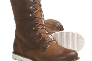 Shoes , Fabulous Womens Work Boots Collection :  Stunning brown womens steel toe work boots
