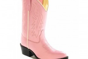 Shoes , Gorgeous Pink Cowboy Boots Picture Collection : Stunning pink  boys cowboy boots Picture Collection