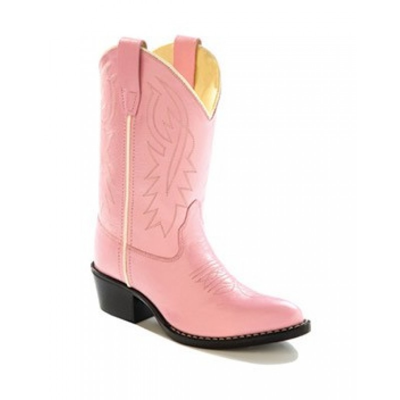 Gorgeous Pink Cowboy Boots Picture Collection in Shoes