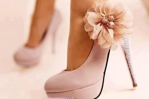 Shoes , Gorgeous High Heels Pink Peach Product Ideas : Stunning pink  womens high heels Collection