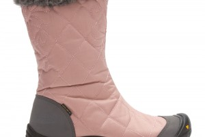 Shoes , Beautiful  Burlington Women\s Boots Image Gallery : Stunning pink  womens hiking boots