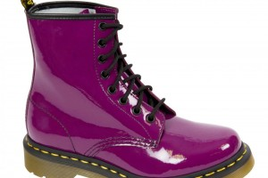 Shoes , Charming Doc Marten Boots product Image : Stunning purple  doc martens shoes