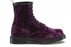 Shoes , Gorgeous Dr Martens Boots Product Picture : Stunning purple  dr marten work boots