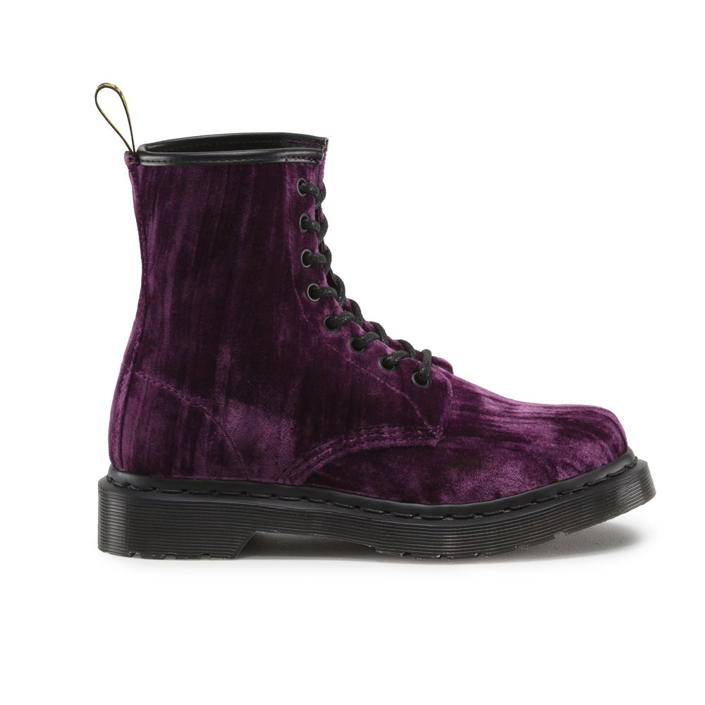 Shoes , Gorgeous Dr Martens BootsProduct Picture : Stunning Purple  Dr Marten Work Boots