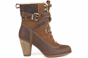 Shoes , Charming Woman Timberland Boots product Image : Timberland Earthkeepers Nevali Hiker Women Boots