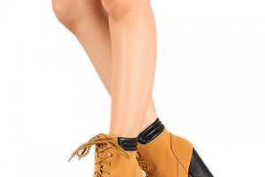 Shoes , Wonderful  Timberland Style HeelsCollection : Unique brown  high heels for women Product Lineup