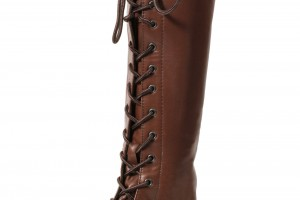 Shoes , Fabulous Women\s Lace Up Boots Product Lineup : Unique brown  womens lace up ankle boots