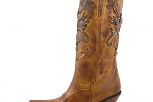 Shoes , Beautiful  Women Cowboy Boots product Image : Unique  brown womens timberland boots