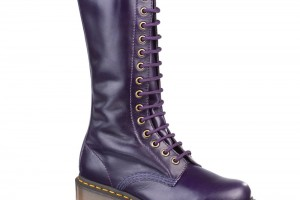 Shoes , Gorgeous Dr Martens Boots Product Picture : Unique purple  dr martens chelsea boots