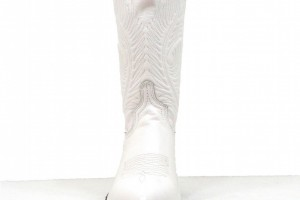 Shoes , 13 Excellent White Cowgirl Boots Product Picture : Unique white ankle boots for women product Image