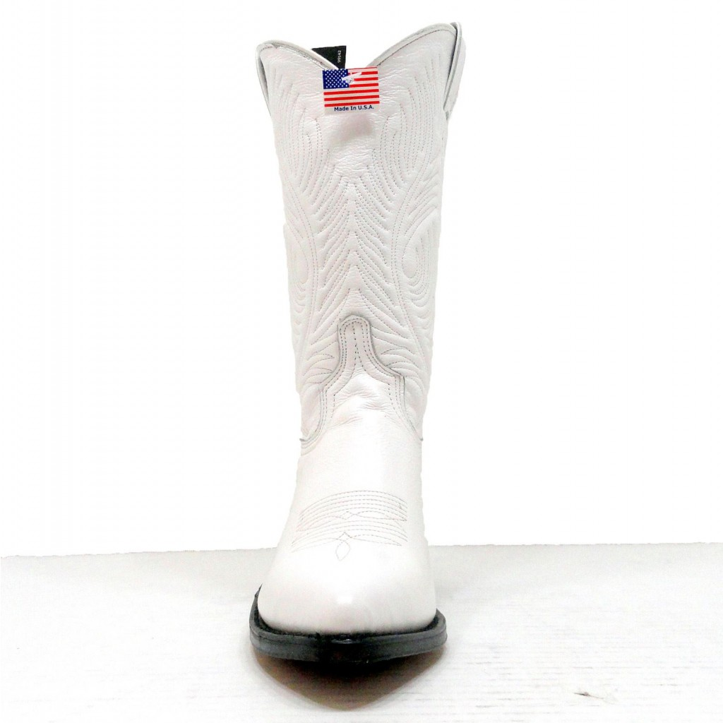 Shoes , 13 Excellent White Cowgirl BootsProduct Picture : Unique White Ankle Boots For Women Product Image