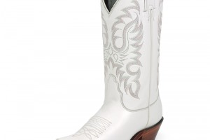 800x800px 13 Excellent White Cowgirl Boots Product Picture Picture in Shoes