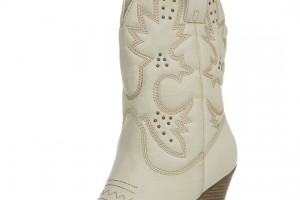 Shoes , Wonderful Cheap Cowgirl Boots Under Collection : White  cheap cowgirl boots under 30 Product Picture