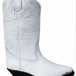 White  girls cowboy boots Photo Collection , Charming White Cowboy Boots Photo Gallery In Shoes Category