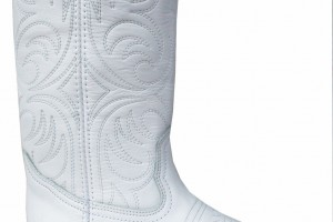 844x992px Charming White Cowboy Boots Photo Gallery Picture in Shoes