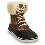 Womens All Cast Leather Duck Boot , Beautiful  Duck Bootsproduct Image In Shoes Category