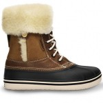 Womens All Cast Leather Duck Boot , Beautiful  Duc BootsPicture Collection In Shoes Category