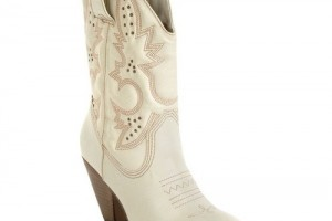 Shoes , Charming White Cowboy Boots Photo Gallery : Wonderful  White cowboy boots Picture Gallery