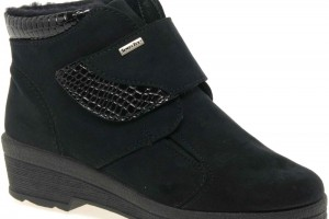 Shoes , 12 Lovely Womens Ankle Boots Collection : Wonderful  black ankle boots product Image