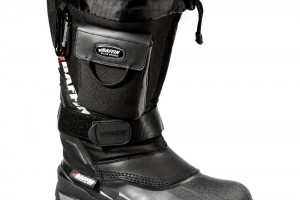 Shoes , Charming Winter Boots Product Picture :  Wonderful black waterproof winter boots