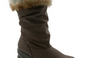 550x565px Charming Winter Boots Product Picture Picture in Shoes