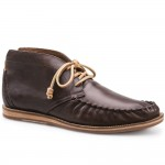 Wonderful brown moccasin boots men , Charming  Mens Moccasin Boots product Image In Shoes Category