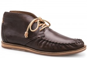 Shoes , Charming  Mens Moccasin Boots product Image :  Wonderful brown moccasin boots men