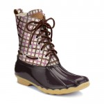 Wonderful brown  timberland women boots Collection , Charming Sperry Duck Boots For Women Product Image In Shoes Category