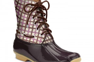 Shoes , Charming Sperry Duck Boots For Women Product Image : Wonderful brown  timberland women boots Collection