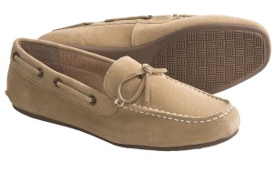 Shoes , Awesome Moccasins For Women product Image : Wonderful grey  womens moccasins Collection